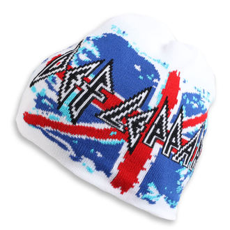Beanie Mütze Def Leppard - Union Jack´s - LOW FREQUENCY, LOW FREQUENCY, Def Leppard