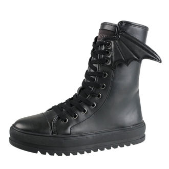 boty dámské KILLSTAR - Fang - BLACK, KILLSTAR