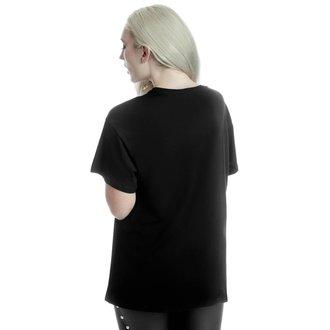 Damen T-Shirt KILLSTAR - Handshake Relaxed - SCHWARZ, KILLSTAR