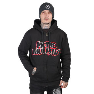 Herren Hoodie - THROWBACK SHERPA - METAL MULISHA, METAL MULISHA