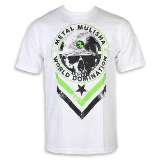 Herren T-Shirt Street - SEAL WHT - METAL MULISHA, METAL MULISHA