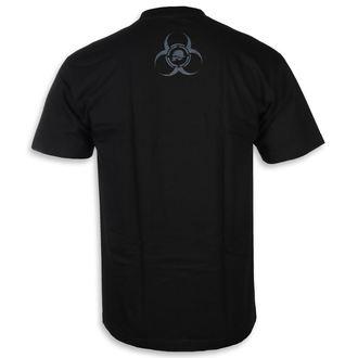 Herren T-Shirt Street - HAZARD BLK - METAL MULISHA, METAL MULISHA