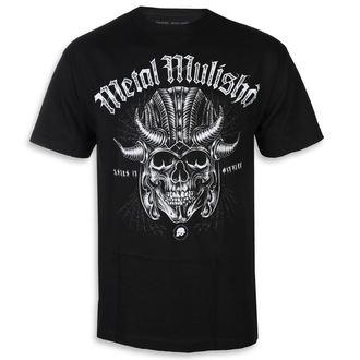 Herren T-Shirt Street - WARHAMMER BLK - METAL MULISHA, METAL MULISHA