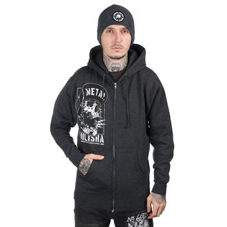 Herren Hoodie - NO PEACE - METAL MULISHA, METAL MULISHA