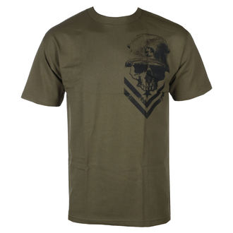 Herren T-Shirt Street - TROOPER MGN - METAL MULISHA, METAL MULISHA