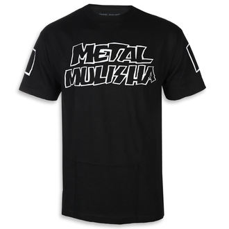 Herren T-Shirt Street - SQUAD BLK - METAL MULISHA, METAL MULISHA