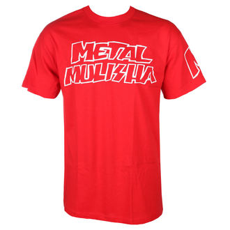 Herren T-Shirt Street - SQUAD RED - METAL MULISHA, METAL MULISHA