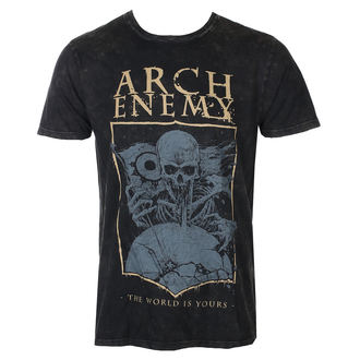 Herren T-Shirt Metal Arch Enemy - The World is yours -, Arch Enemy