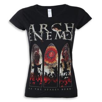 Damen T-Shirt Metal Arch Enemy - Festivals 2017 -, Arch Enemy