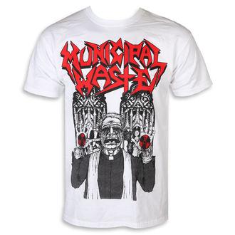 Herren T-Shirt Metal Municipal Waste - Priest -, Municipal Waste