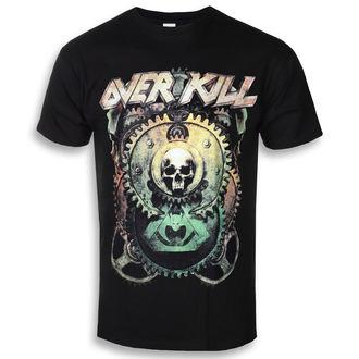 Herren T-Shirt Metal Overkill - Tour 2017 -, Overkill
