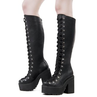 Damen Schuhe Wedge Boots - KILLSTAR