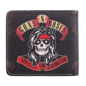 Geldbörse Guns N' Roses - Appetite For Destruction, NNM, Guns N' Roses