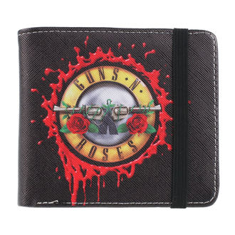 Geldbörse Guns N' Roses - Splatter, NNM, Guns N' Roses