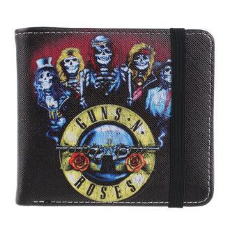 Geldbörse Guns N' Roses - Skeleton - RSWAGN04