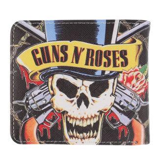 Geldbörse Guns N' Roses - Skull N Guns, NNM, Guns N' Roses