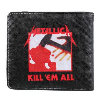 Geldbörse Metallica - Seek And Destroy - RSMEWA02