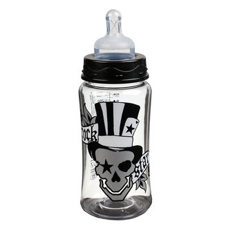 Babyflasche (300ml) ROCK STAR BABY - TATOO, ROCK STAR BABY