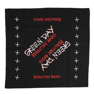 Halstuch Schal Green Day - Revolution Radio - RAZAMATAZ, RAZAMATAZ, Green Day