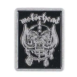 Reißzwecke Motörhead - Logo & Warpig - RAZAMATAZ, RAZAMATAZ, Motörhead