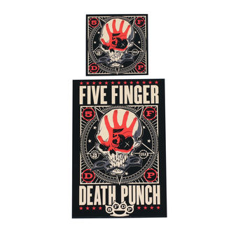Bettwäsche Five Finger Death Punch - Punchagram, NNM, Five Finger Death Punch