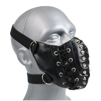Maske POIZEN INDUSTRIES - CHAOS - SCHWARZ, POIZEN INDUSTRIES
