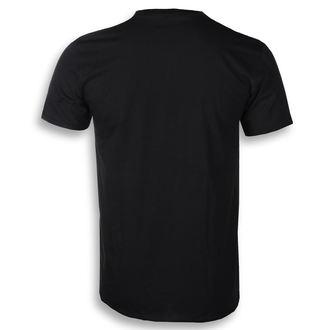 Herren T-Shirt Queen - Gradient Crest - ROCK OFF, ROCK OFF, Queen