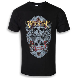 Herren T-Shirt Metal Bullet For my Valentine - Winged Skull - ROCK OFF, ROCK OFF, Bullet For my Valentine