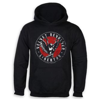 Herren Hoodie Velvet Revolver - Black - HYBRIS, HYBRIS, Velvet Revolver
