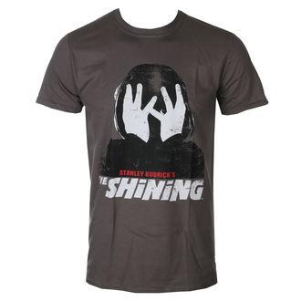 Herren T-Shirt Film Shining - MOVIES - Dark Grey - HYBRIS, HYBRIS, Shining - MOVIES
