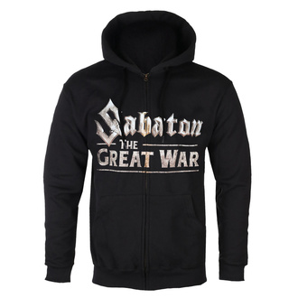 Herren Hoodie Sabaton - The great war - NUCLEAR BLAST - 27960_HZ