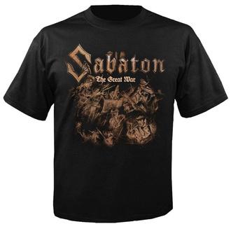 Herren T-Shirt Metal Sabaton - TGW Hatching - NUCLEAR BLAST - 28135_TS
