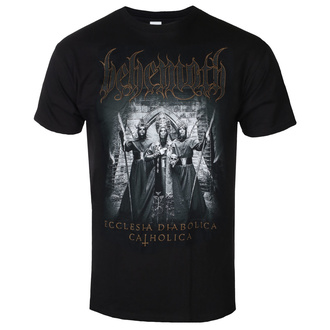 Herren T-Shirt Metal Behemoth - Catholica - KINGS ROAD - 20132885