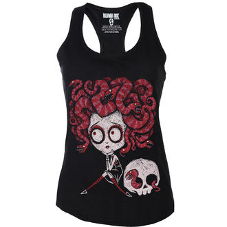 Damen Tanktop AKUMU INK - Medusa In Love, Akumu Ink