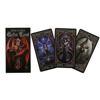 Tarot Karten Anne Stokes - Gothic Tarot, ANNE STOKES