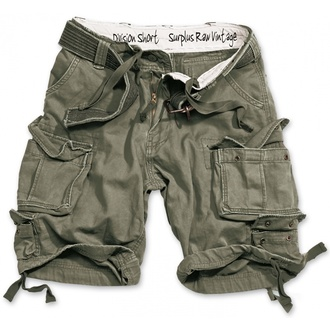Shorts SURPLUS - DIVISION SHORT - OLIV, SURPLUS