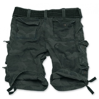 Shorts SURPLUS - DIVISION SHORT - NIGHT CAMO, SURPLUS