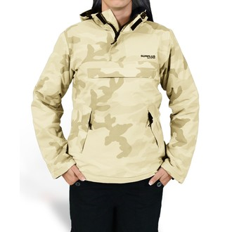 Windjacke Damen SURPLUS - Windbreaker - DESERT, SURPLUS