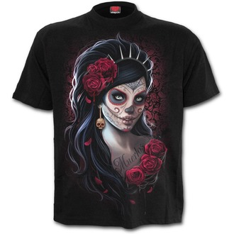 Herren T-Shirt - DAY OF THE DEAD - SPIRAL, SPIRAL