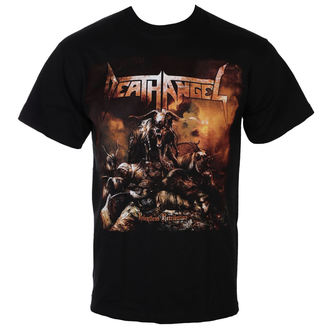 Herren T-Shirt Metal Death Angel - Relentless - ART WORX, ART WORX, Death Angel