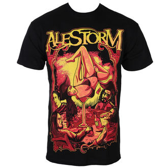Herren T-Shirt Metal Alestorm - Surrender the Booty - ART WORX, ART WORX, Alestorm