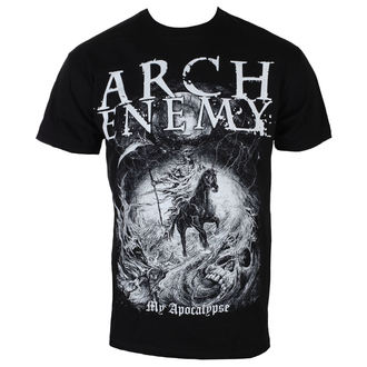 Herren T-Shirt Metal Arch Enemy - Apocalyptic Rider 2 - ART WORX, ART WORX, Arch Enemy