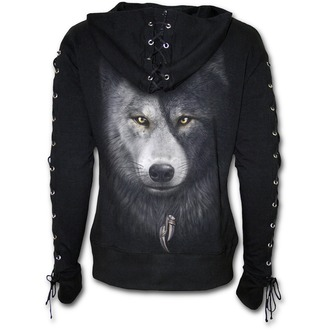Damen Hoodie - WOLF CHI - SPIRAL, SPIRAL