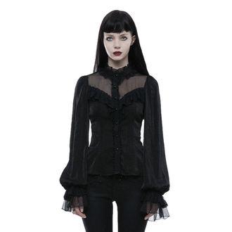 Damen Bluse Punk Gothic - Gothic Lily - PUNK RAVE, PUNK RAVE