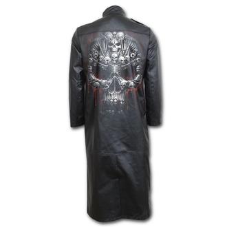 Herren Mantel SPIRAL - DEATH BONES - gotisch, SPIRAL