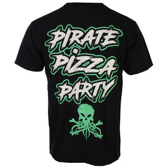 Herren T-Shirt Metal Alestorm - Pirate Pizza Party - ART WORX, ART WORX, Alestorm