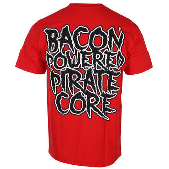 Herren T-Shirt Metal Alestorm - Bacon Powered Pirate - ART WORX, ART WORX, Alestorm