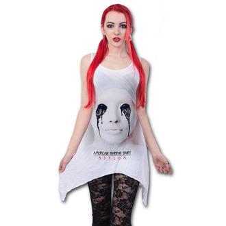Damen Kleid SPIRAL - ASYLUM - WHITE NUN, SPIRAL