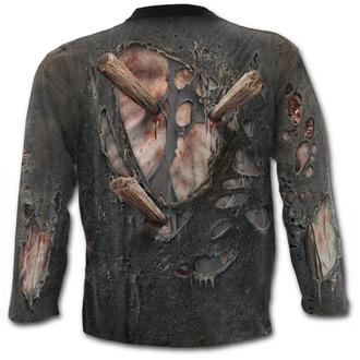 Herren T-Shirt - ZOMBIE WRAP - SPIRAL
