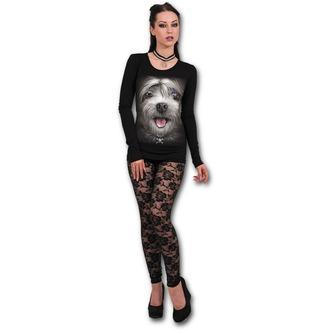 Damen Langarmshirt - MISTY EYES - SPIRAL, SPIRAL